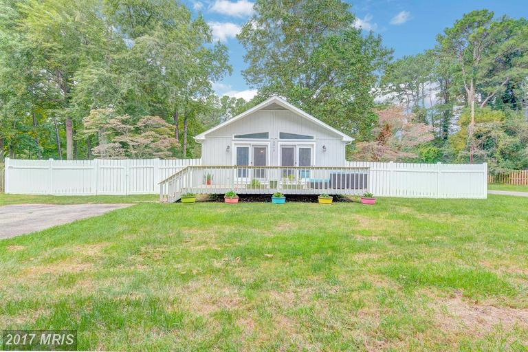 12913 OTTAWA DRIVE, Lusby in CALVERT County, MD 20657 Home for Sale