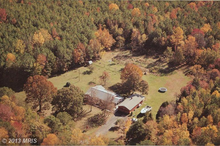 12 acres in Lusby, Maryland