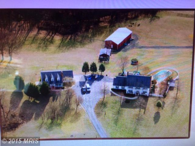21.26 acres in Saint Leonard, Maryland