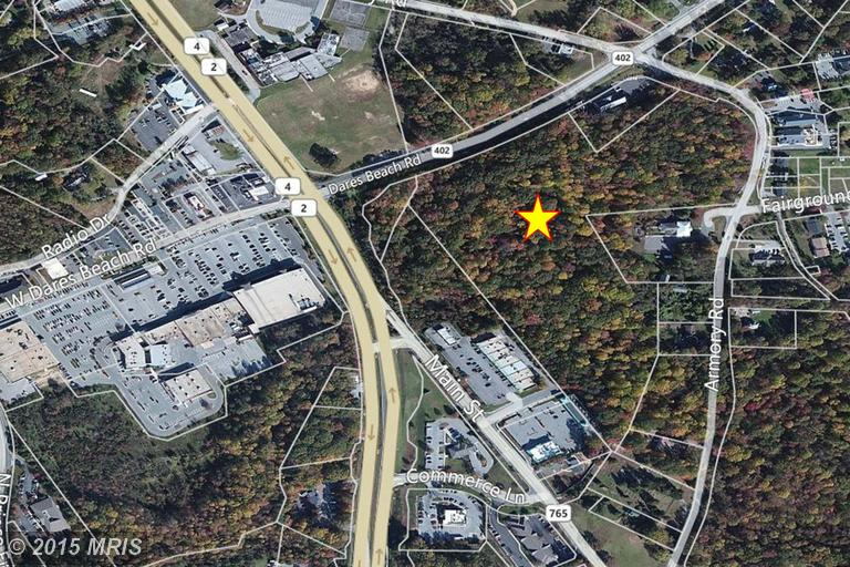 20.05 acres Prince Frederick, MD