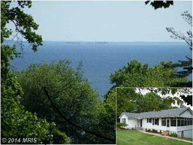 One of Chesapeake Beach 4 Bedroom Waterfront Homes for Sale
