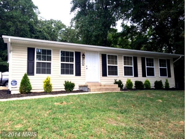 12625 Olivet Rd, Lusby, MD 20657