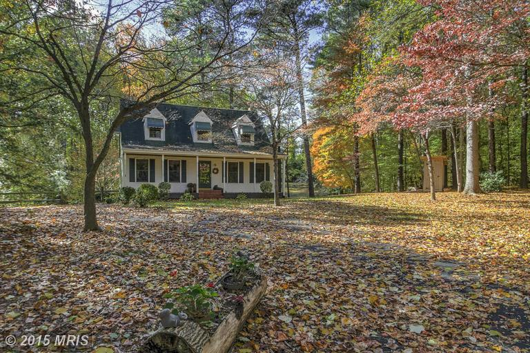 5.02 acres Huntingtown, MD