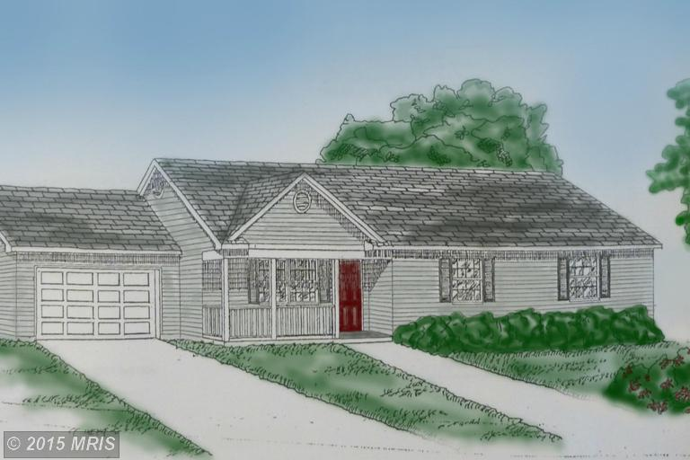 One of Chesapeake Ranch Estates 3 Bedroom Homes for Sale