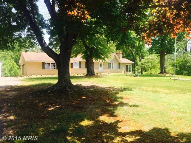 5.04 acres Dunkirk, MD