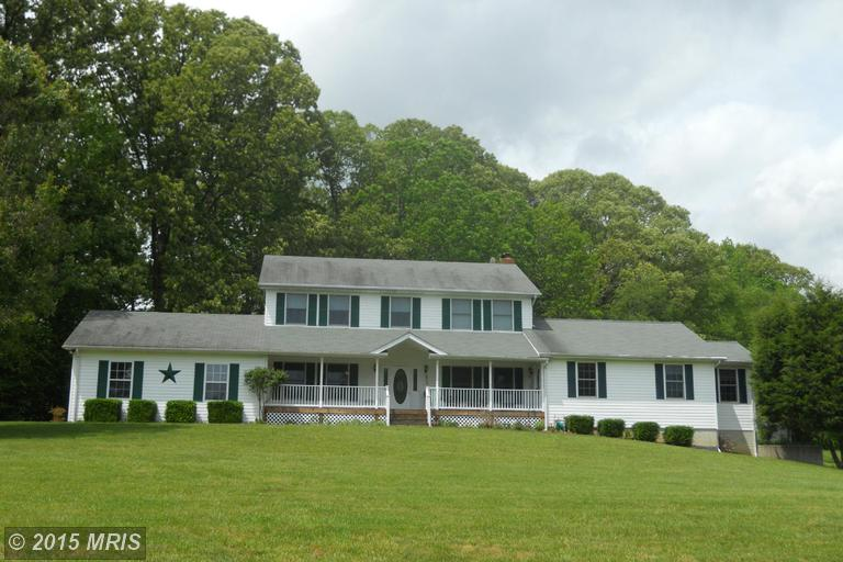 5.08 acres Huntingtown, MD