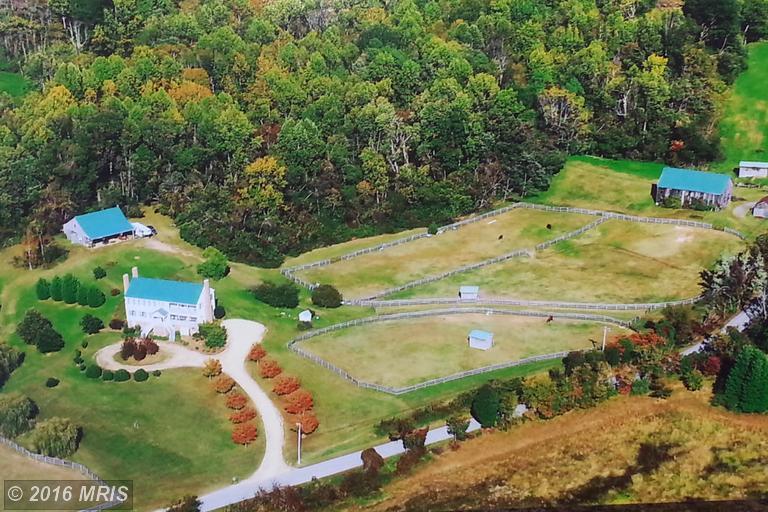 48.59 acres Saint Leonard, MD