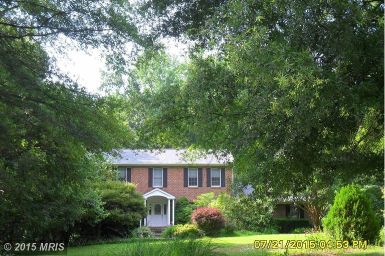2.57 acres Huntingtown, MD