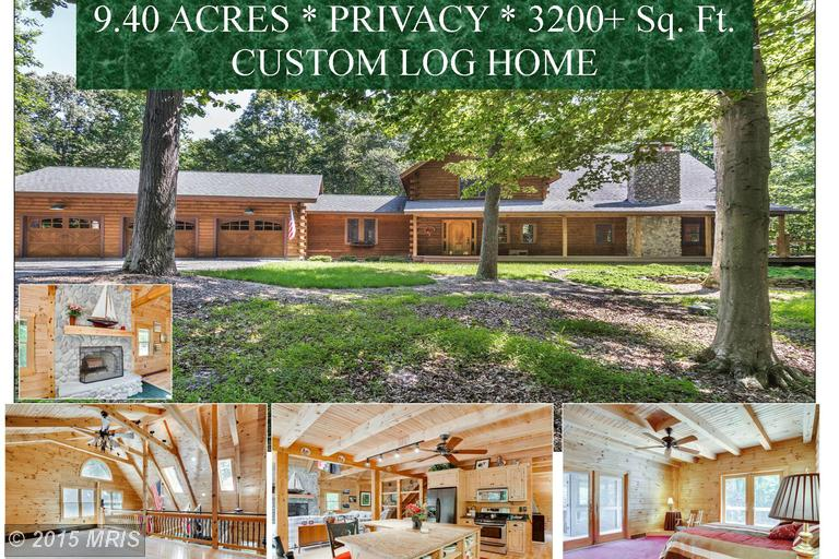 9.4 acres Owings, MD