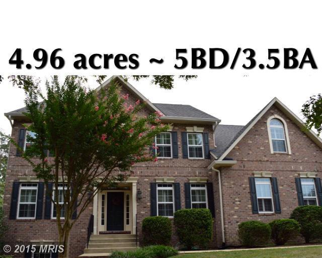 4.96 acres Saint Leonard, MD