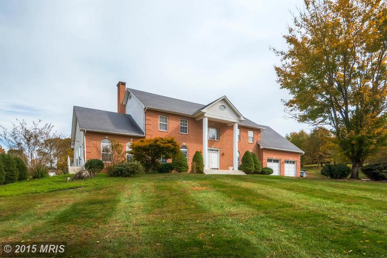 2.5 acres Dunkirk, MD