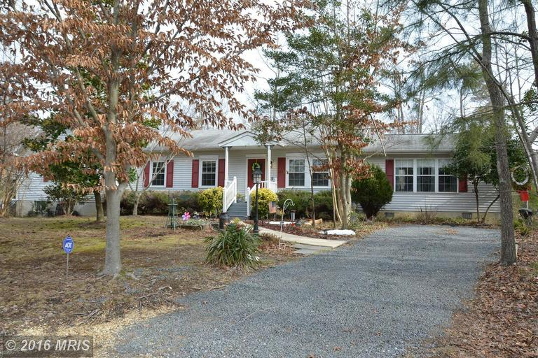 816 TAHOE TRAIL, Chesapeake Ranch Estates in CALVERT County, MD 20657 Home for Sale