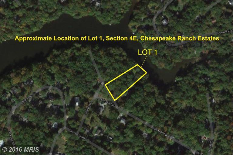 677 SANTA FE TRAIL, Chesapeake Ranch Estates in CALVERT County, MD 20657 Home for Sale