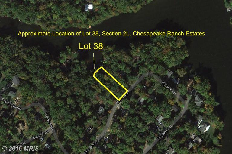 11648 BIG BEAR LANE, Chesapeake Ranch Estates in CALVERT County, MD 20657 Home for Sale