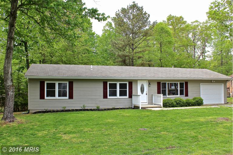 1009 GOLDEN WEST WAY, Lusby in CALVERT County, MD 20657 Home for Sale