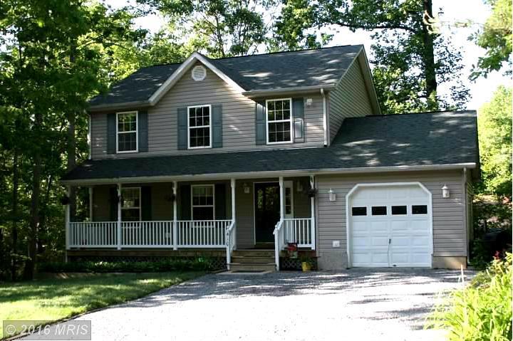 410 STALLION LANE, Chesapeake Ranch Estates in CALVERT County, MD 20657 Home for Sale