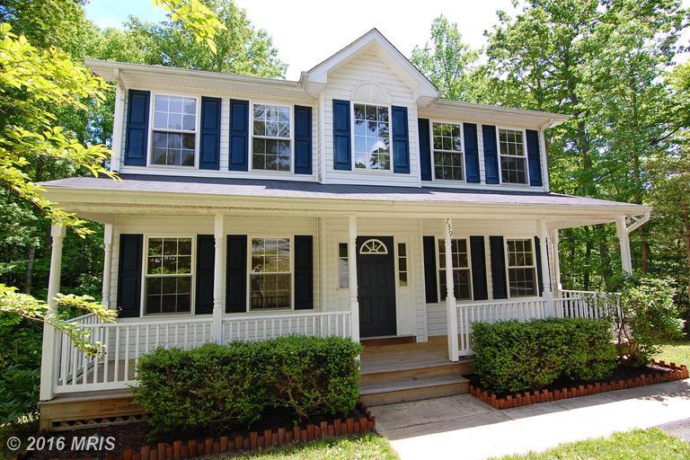739 QUAPAW COURT, Chesapeake Ranch Estates in CALVERT County, MD 20657 Home for Sale