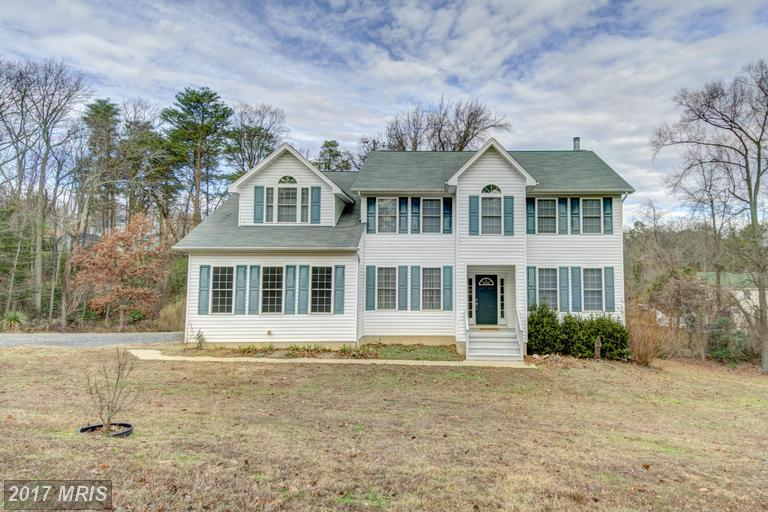 2750 HATTERAS LANE, Lusby in CALVERT County, MD 20657 Home for Sale
