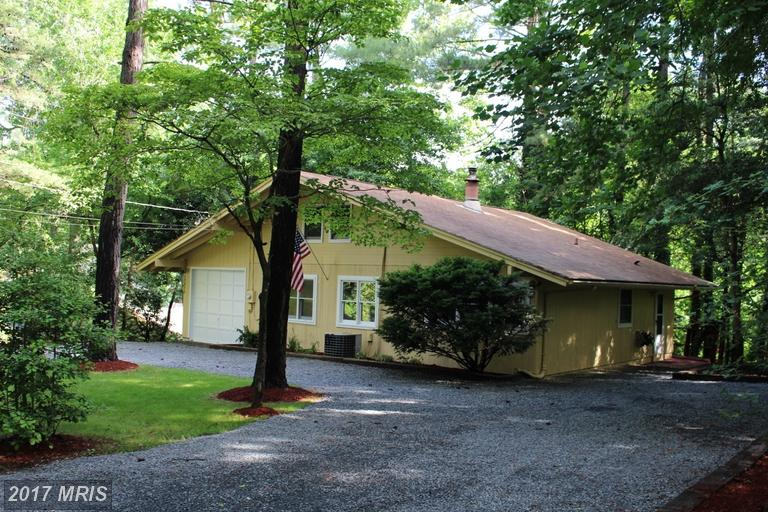 12978 LAKE LANE, Lusby in CALVERT County, MD 20657 Home for Sale