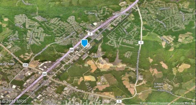 Image of Acreage for Sale near Waldorf, Maryland, in Charles county: 40.28 acres