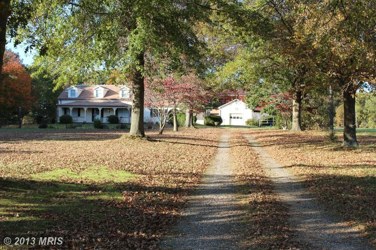 19.14 acres in Charlotte Hall, Maryland