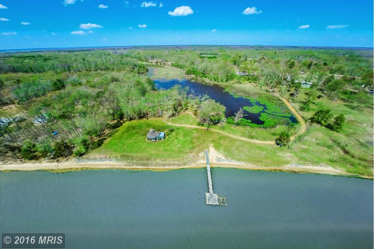 Image of Residential for Sale near Nanjemoy, Maryland, in Charles county: 240.96 acres