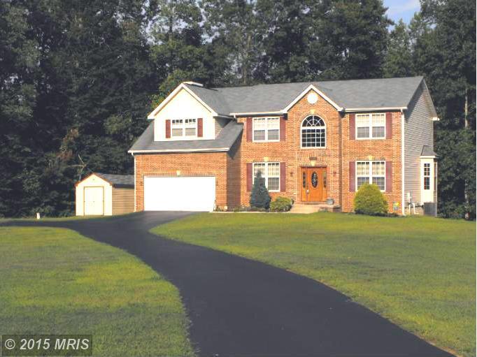 4.05 acres Hughesville, MD