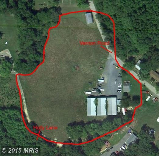 Image of Commercial for Sale near Waldorf, Maryland, in Charles county: 5.75 acres
