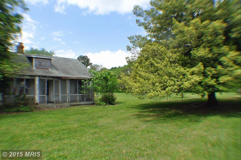 3 acres Newburg, MD