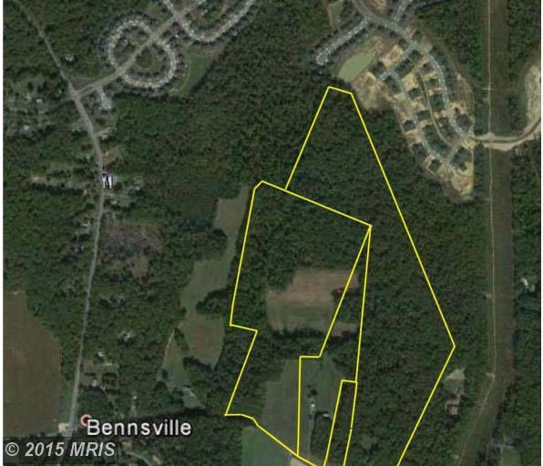 55.49 acres White Plains, MD