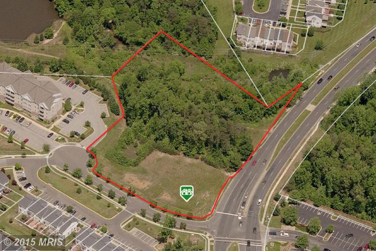 Image of Commercial for Sale near Waldorf, Maryland, in Charles county: 3.03 acres