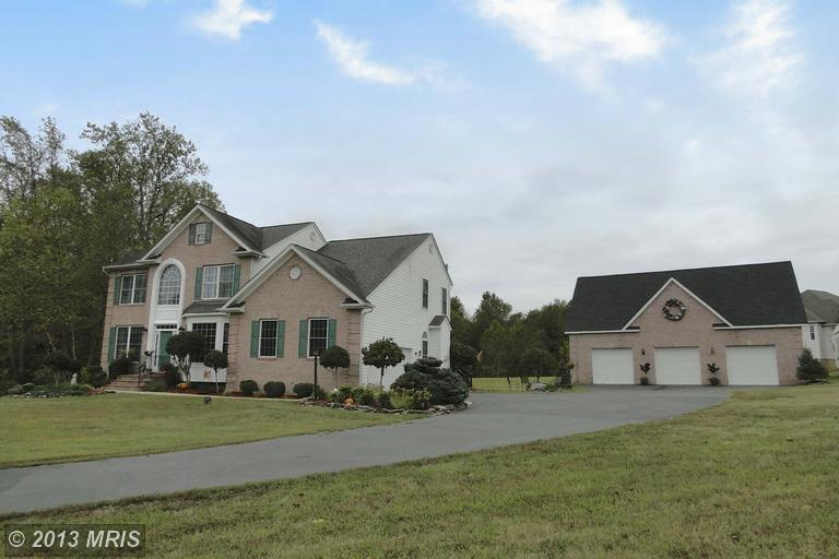 3.9 acres in Waldorf, Maryland