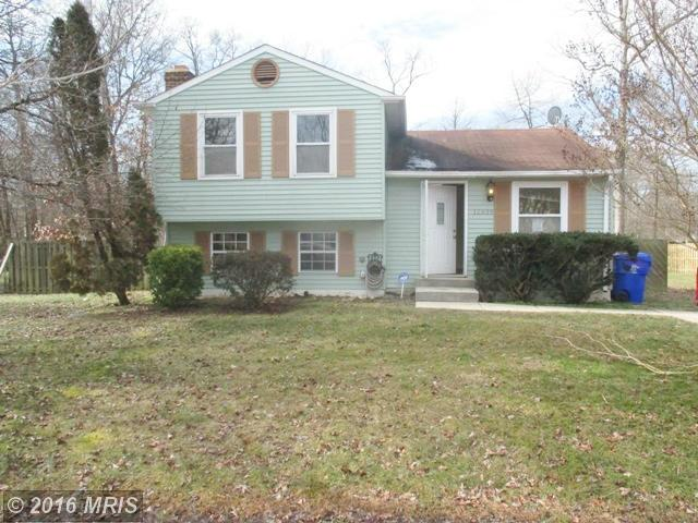 12819 TWIN OAK DRIVE, Waldorf in CHARLES County, MD 20601 Home for Sale