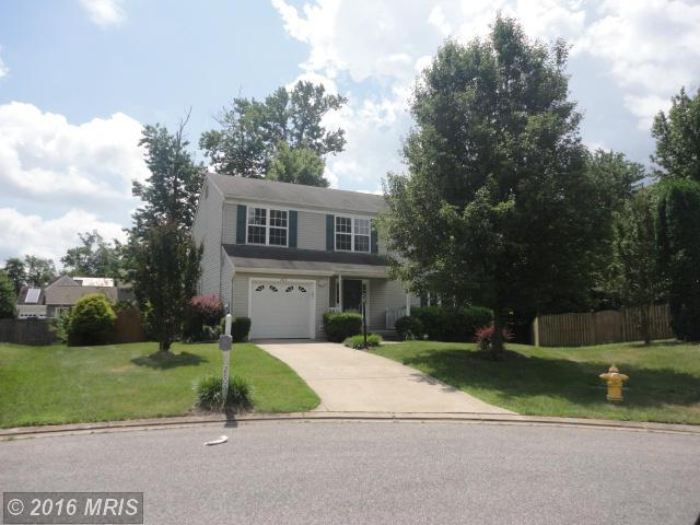 2806 TYBURN OAKS COURT, Waldorf in CHARLES County, MD 20601 Home for Sale