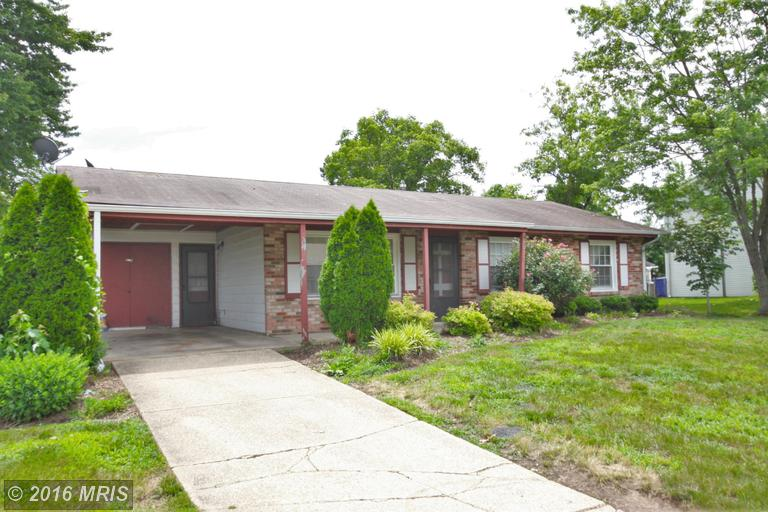 1017 COPLEY AVENUE, Waldorf in CHARLES County, MD 20602 Home for Sale
