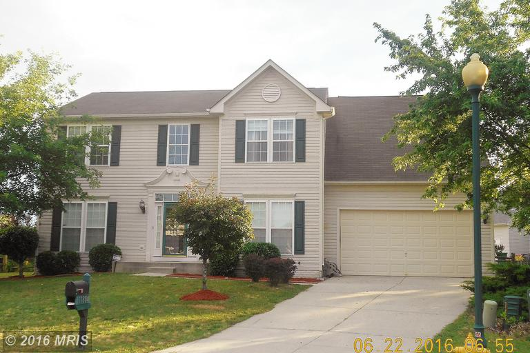 11804 POPPY HILLS COURT, Waldorf in CHARLES County, MD 20602 Home for Sale