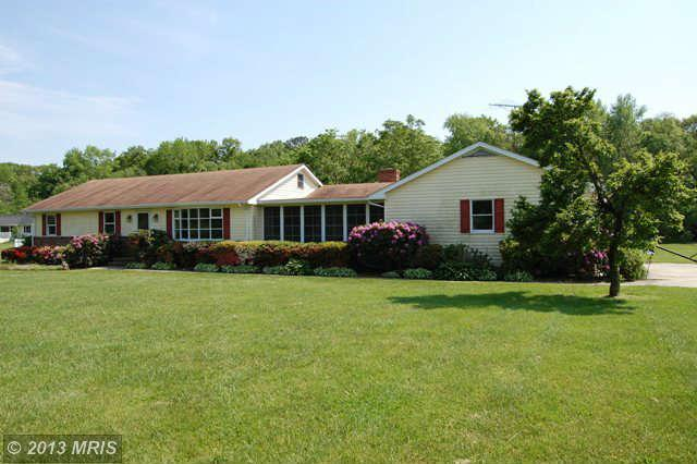 5.2 acres in Ridgely, Maryland