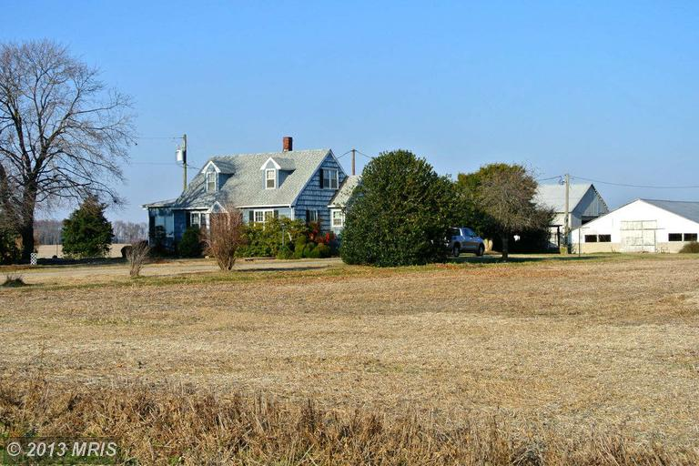 115.84 acres in Preston, Maryland