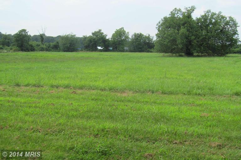 6.87 acres Ridgely, MD