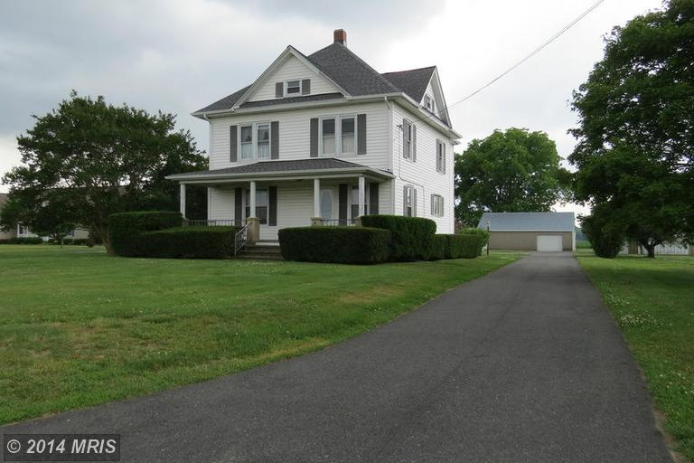 4 acres Ridgely, MD
