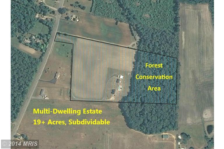 19.69 acres Greensboro, MD