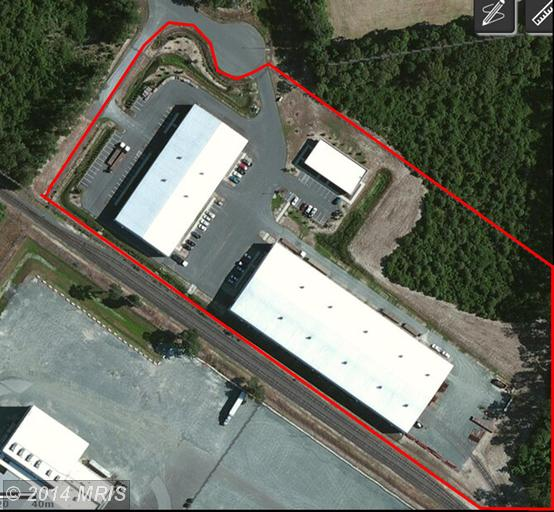 Image of Commercial for Sale near Federalsburg, Maryland, in Caroline county: 10.21 acres