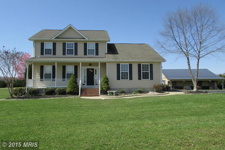 2.5 acres Henderson, MD