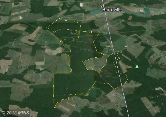 Image of Acreage for Sale near Denton, Maryland, in Caroline county: 227.14 acres