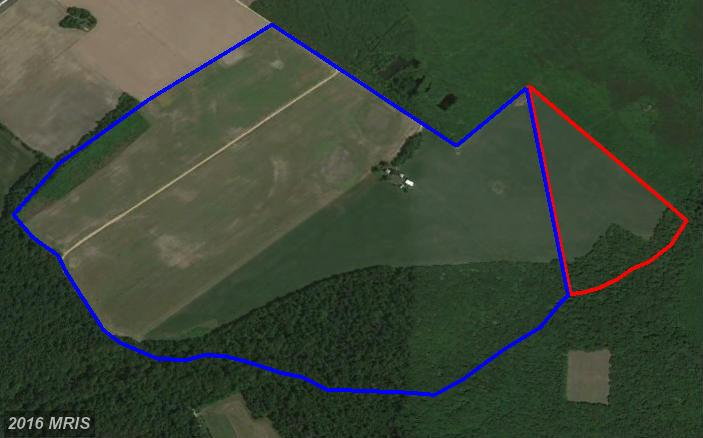 Image of Acreage for Sale near Greensboro, Maryland, in Caroline County: 332 acres