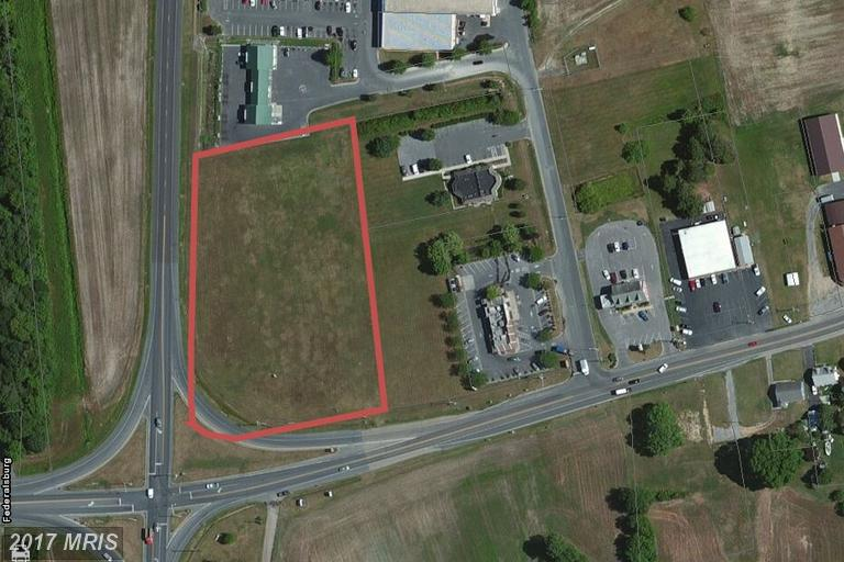 Image of Acreage for Sale near Federalsburg, Maryland, in Caroline County: 3.05 acres