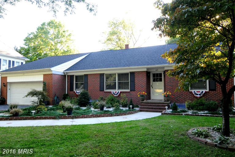 103 Sunrise Ave, Ridgely, MD 21660