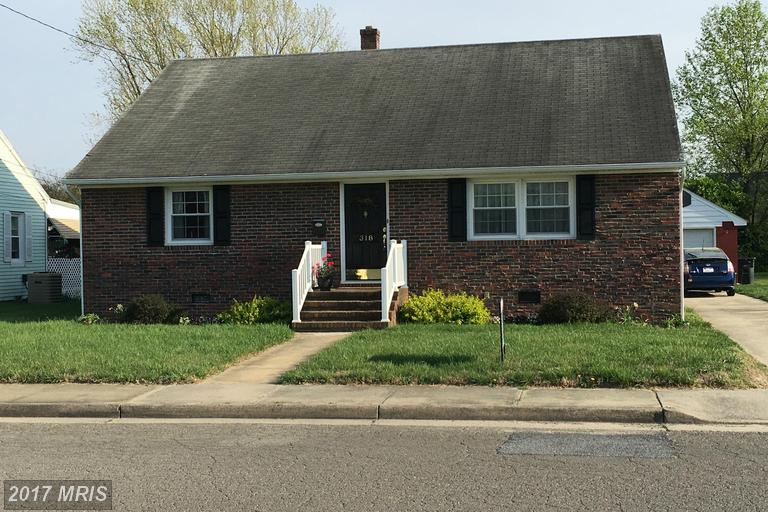 318 Greenridge Rd, Federalsburg, MD 21632