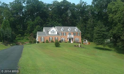 2.17 acres in Finksburg, Maryland