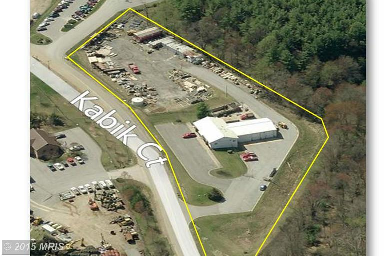 3.19 acres Woodbine, MD